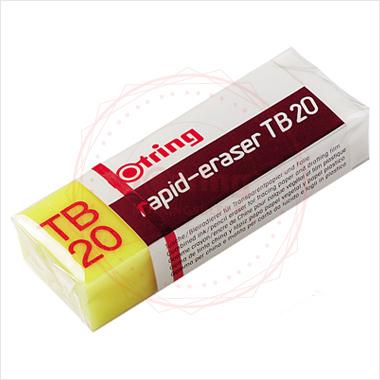 Powiększ Gumki do ołówków Rotring Tikky TB20 - 1 szt.
