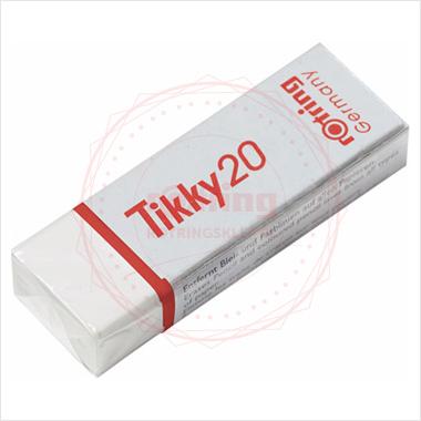 Powiększ Gumki do ołówków Rotring Tikky 20 - 1 szt.