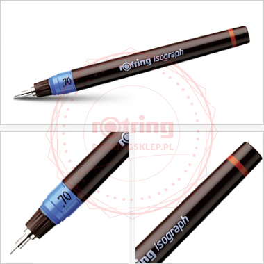 Isograph 0,70mm - Rotring Isograf