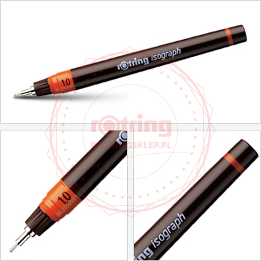 Isograph 1,00mm - Rotring Isograf