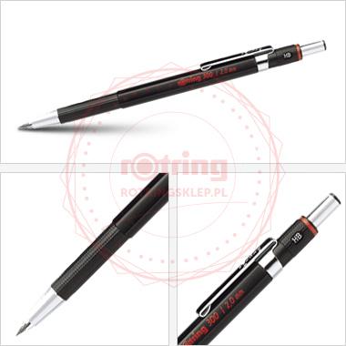Powiększ Ołówek grawitacyjny Tikky III Rotring 300 2,0