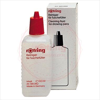 Powiększ Płyn do mycia 100ml do produktów Rotring