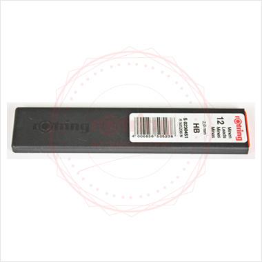 Powiększ Grafity do ołówków grawitacyjnych Rotring Tikky 2,0mm - 12 grafitów